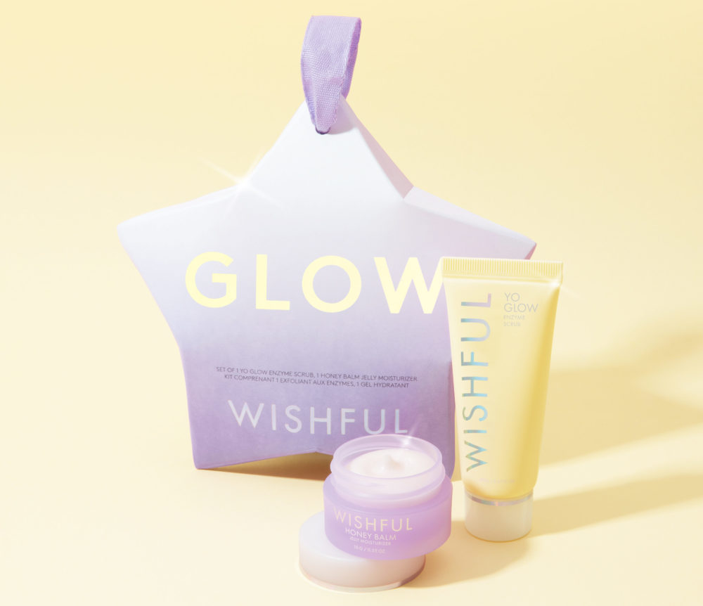 WISHFUL GLOW Gift Set