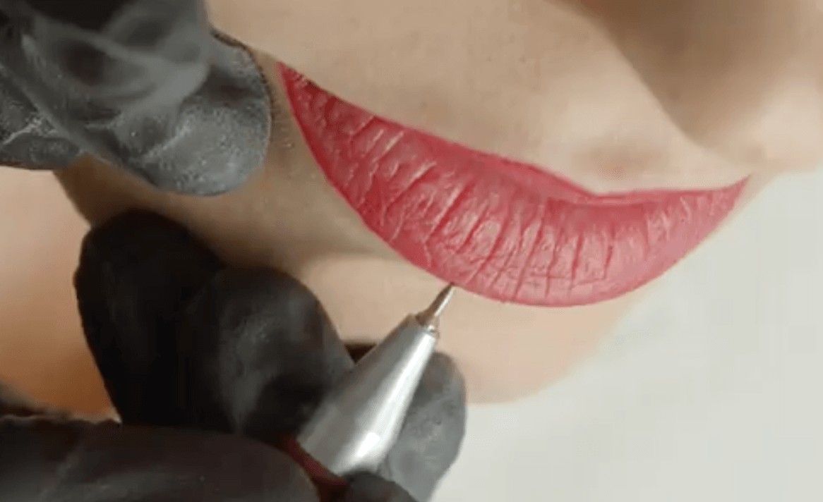 We Tried Lip Blush... The Secret To Sexy, Defined Lips!