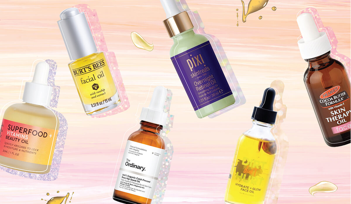 6 Drugstore Face Oils Your Skin Will Love