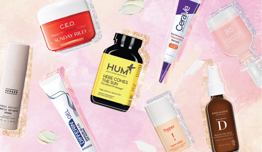 Vitamins A, B C, D & E: How Each Type Helps Boost Your Skin