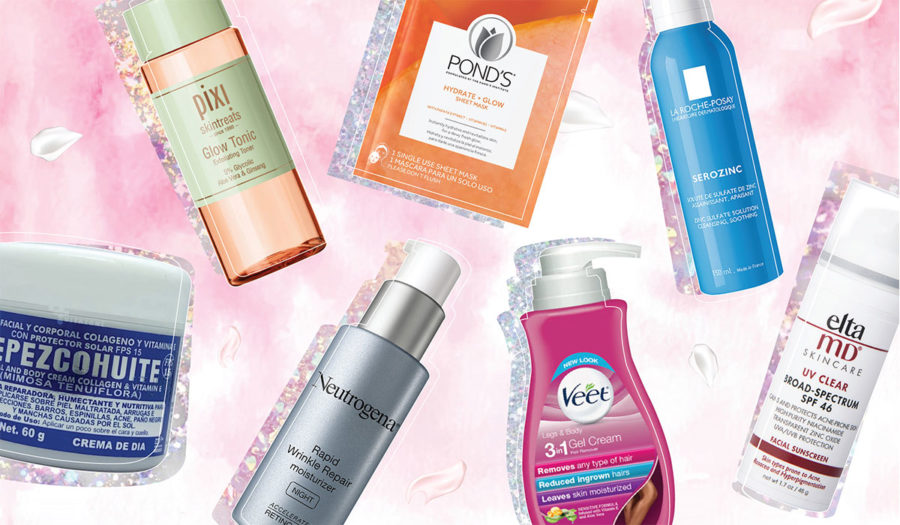 7 Drugstore Skincare Products Celebs Love!