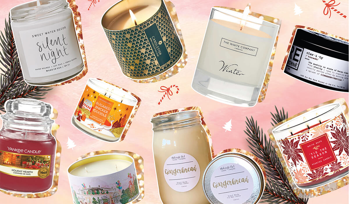 The Most Delicious Festive Candles To Get You In The Holiday Spirit (From $9)