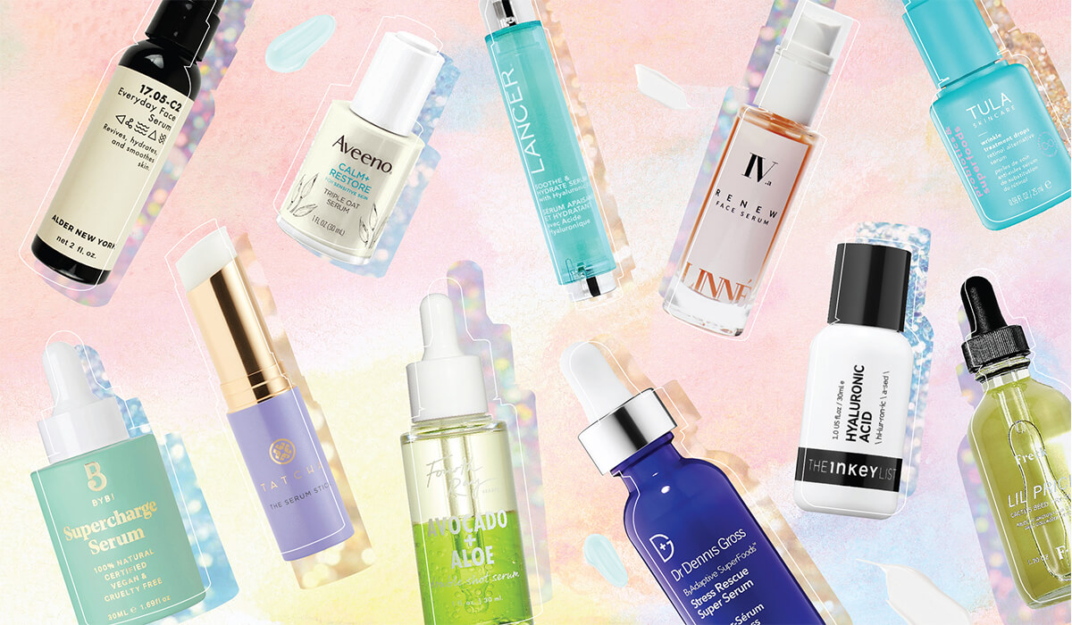 11 Hydrating Serums That Will Rescue Your Dry Winter Skin (From $8)