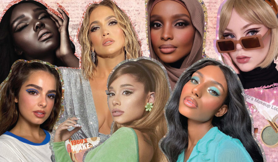 60s Makeup Is Trending, And We Know You'll Want To Try It!