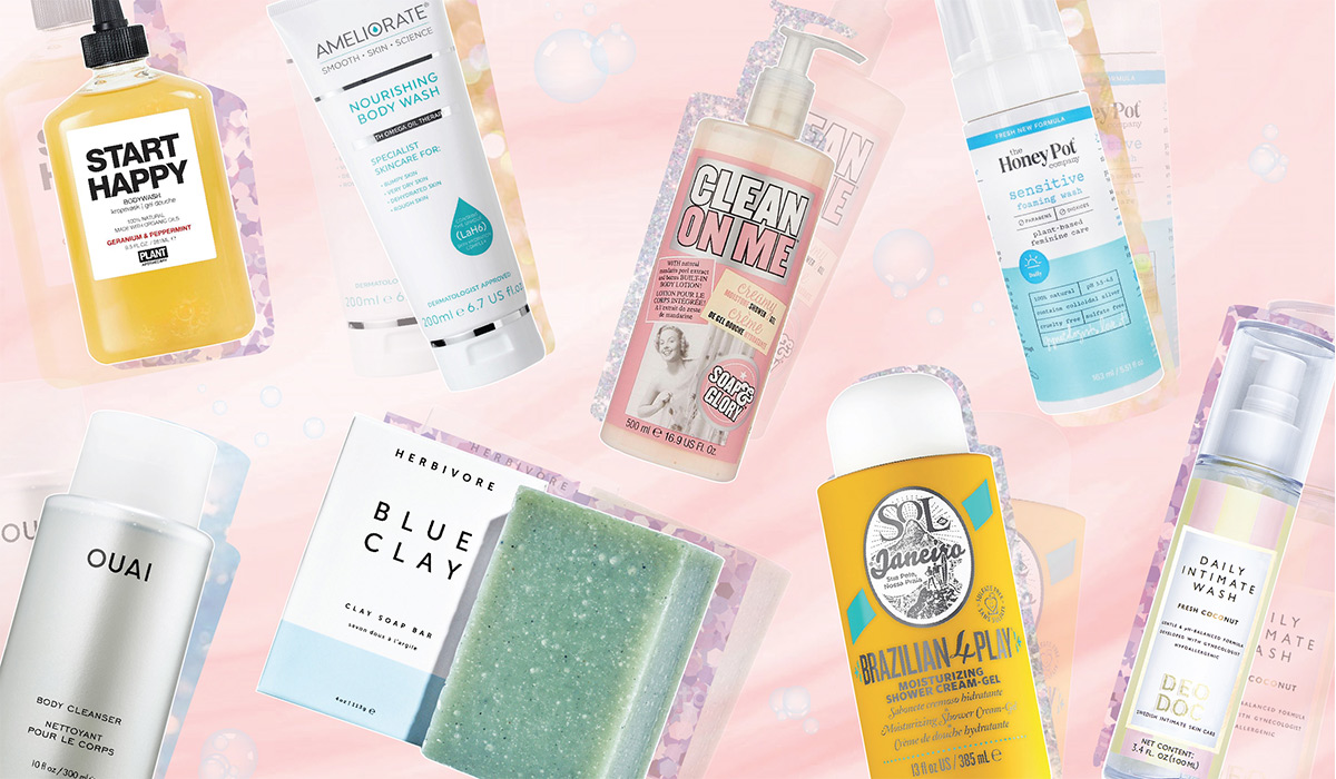 The Best Body Washes That Hydrate, Detox & Nourish Your Skin