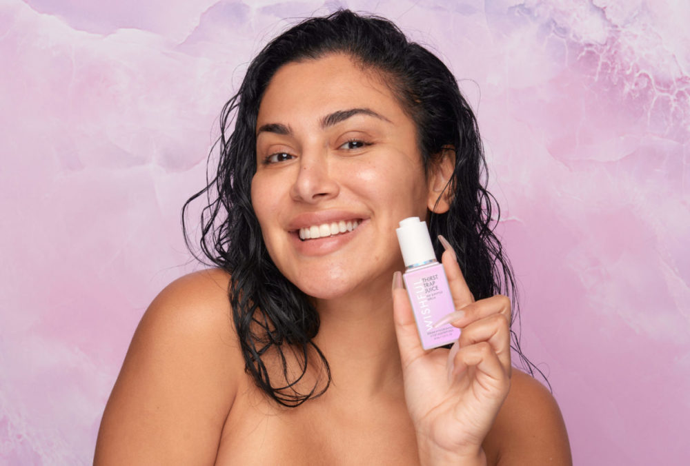 WAP: Wet And Plump All Day With Our New Thirst Trap Juice Serum!