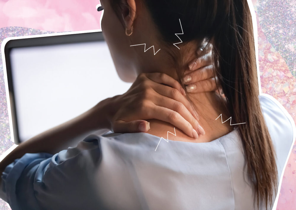 What Is Tech Neck… And Why You Need To Make These Changes!