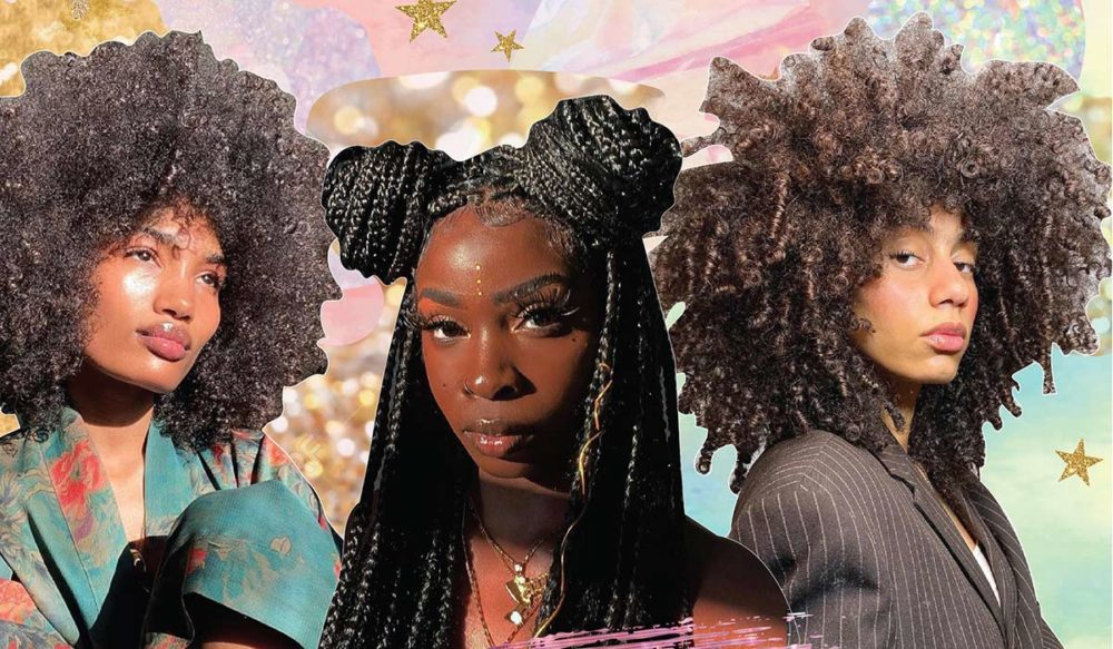 10 Of Our Fave Beauty Accounts For Kinky, Curly & Coily Hair Inspo