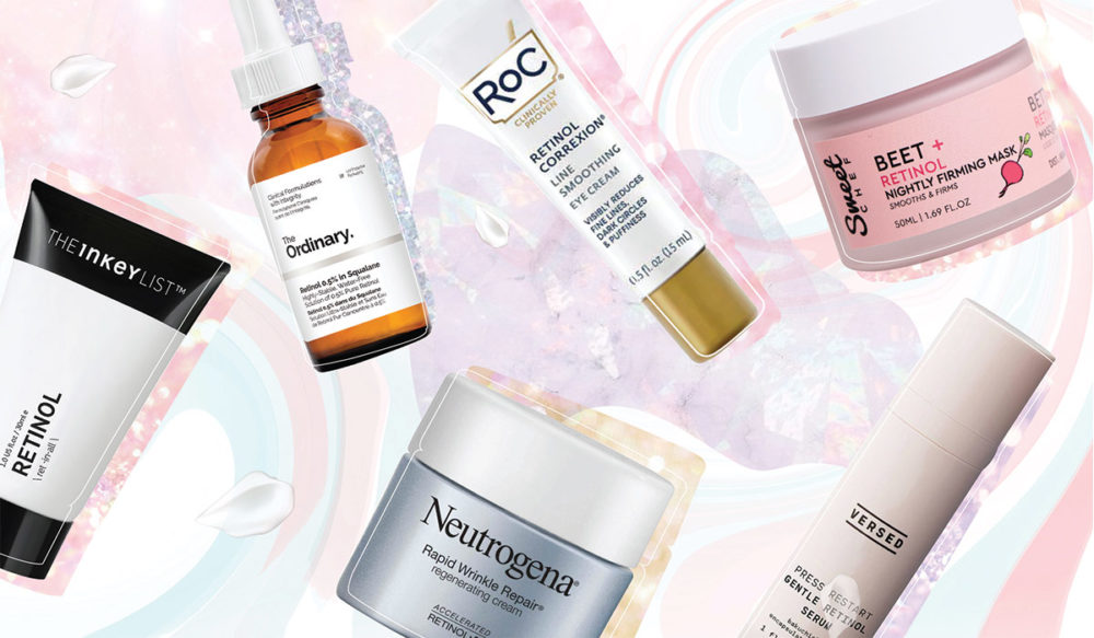 The Best Drugstore Retinols That'll Transform Your Skin (From $6)