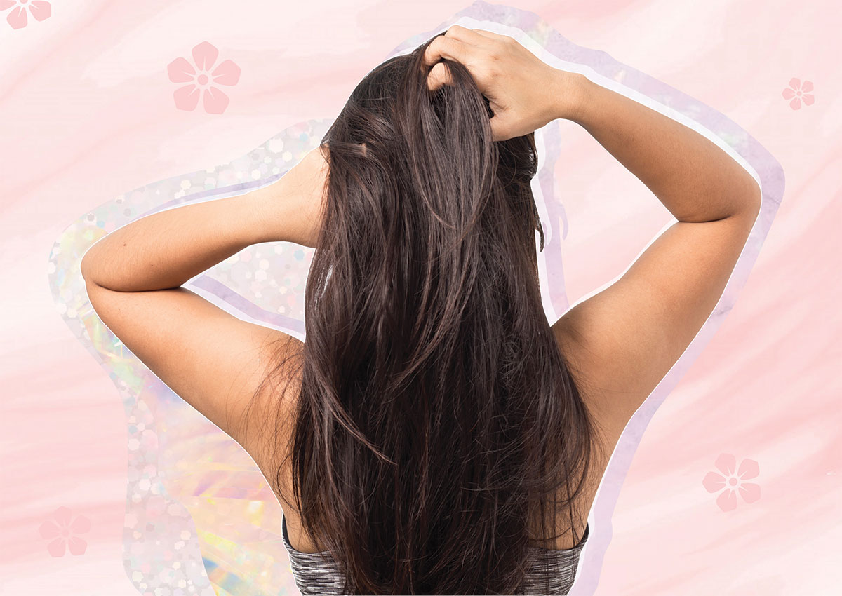 This Free Hair Hack Is Proven To Boost Growth