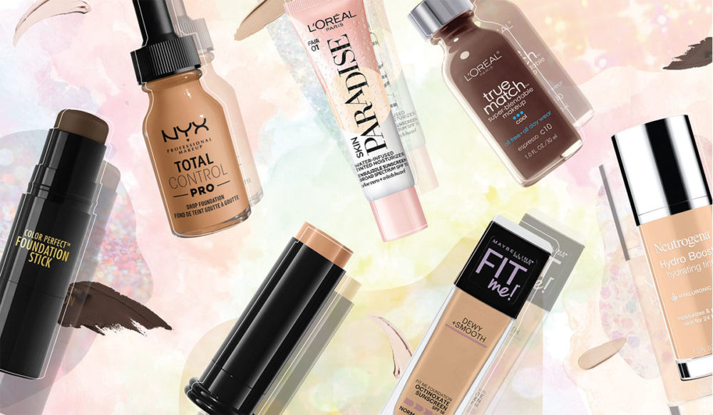 7 Drugstore Foundations That Will Not Let You Down