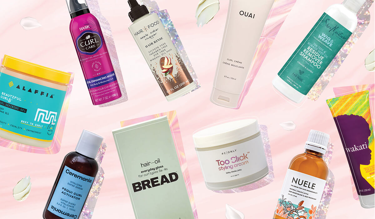 Our Fave Curl Products For Defined, Hydrated, Gorgeous Curls (From $6)