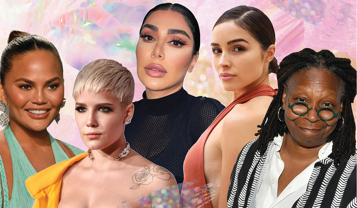 5 Celebs Who Opened Up About Endometriosis