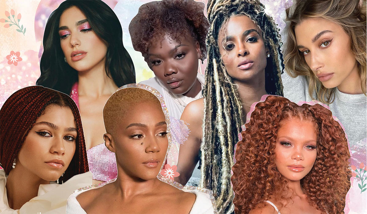 Spring Hair Color Trends That Are About To Be All Over Your Feed