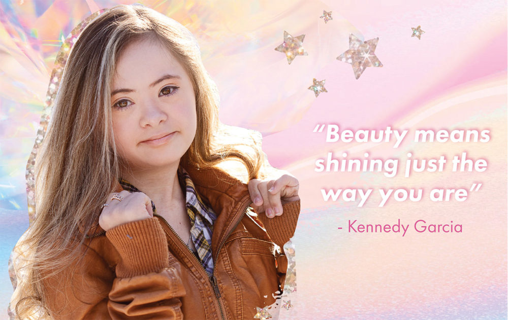 Celebrating World Down Syndrome Day With Boundary-Breaking Kennedy Garcia