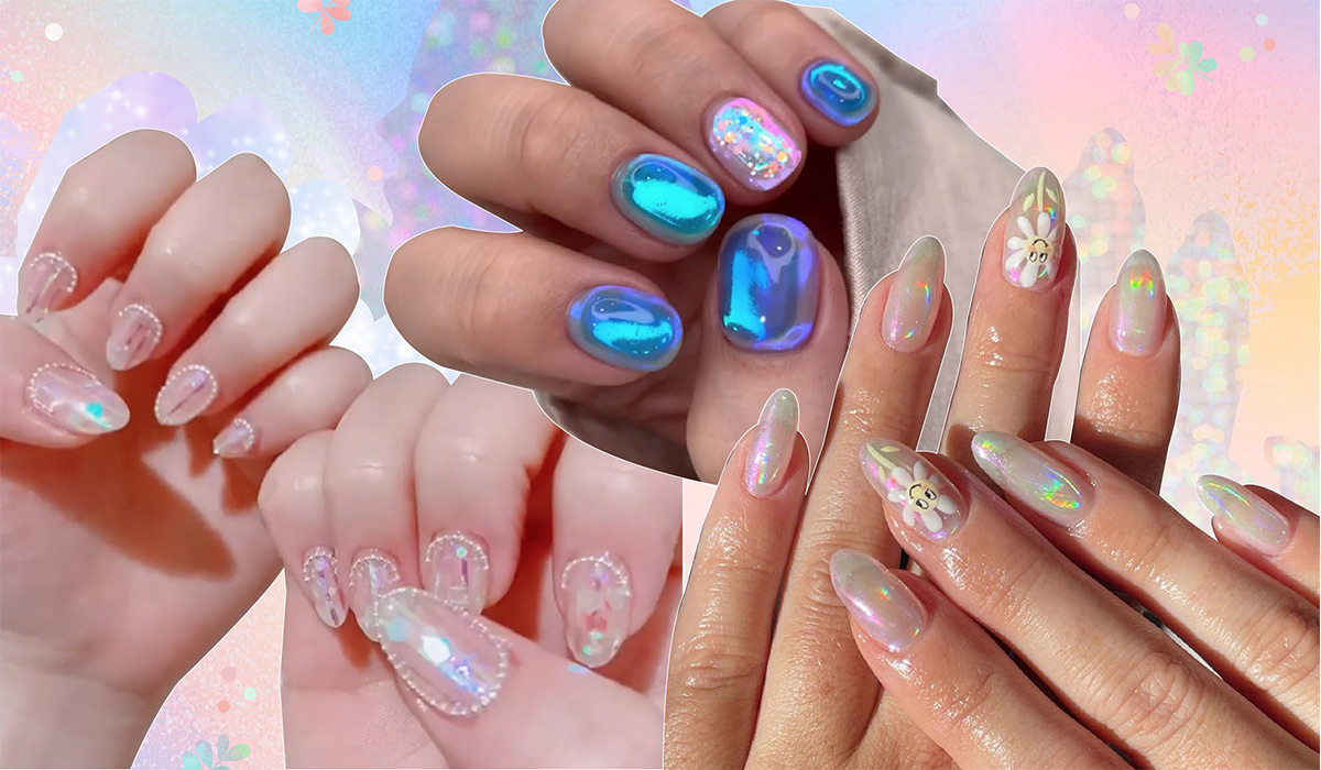 This K-Beauty Nail Trend Is About To Be Everywhere