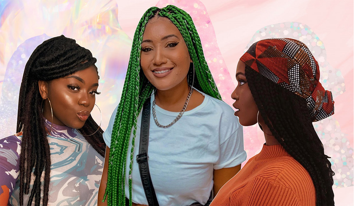 The New 'It' Protective Style That's 100% DIYable