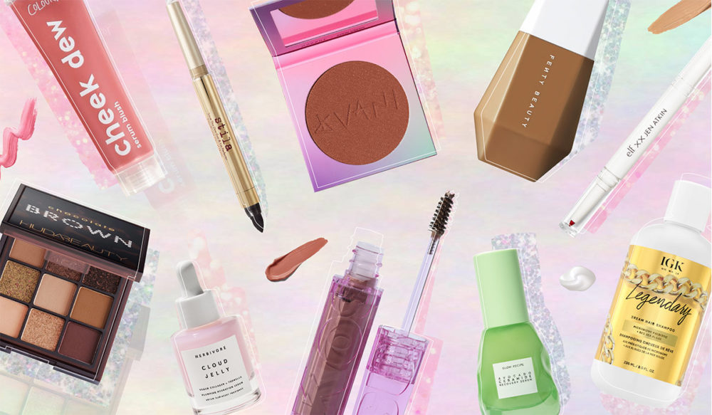 10 Shiny New Beauty Drops We're Psyched About