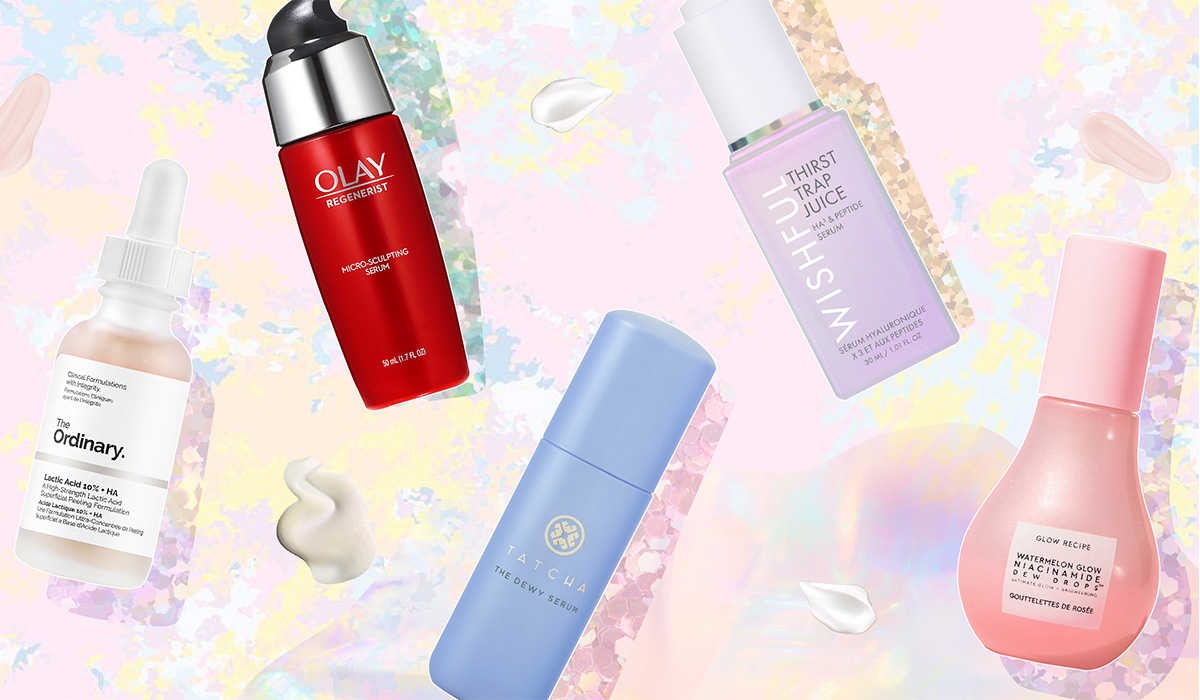 My Fave 5 Serums I Swear By For Glowing Skin