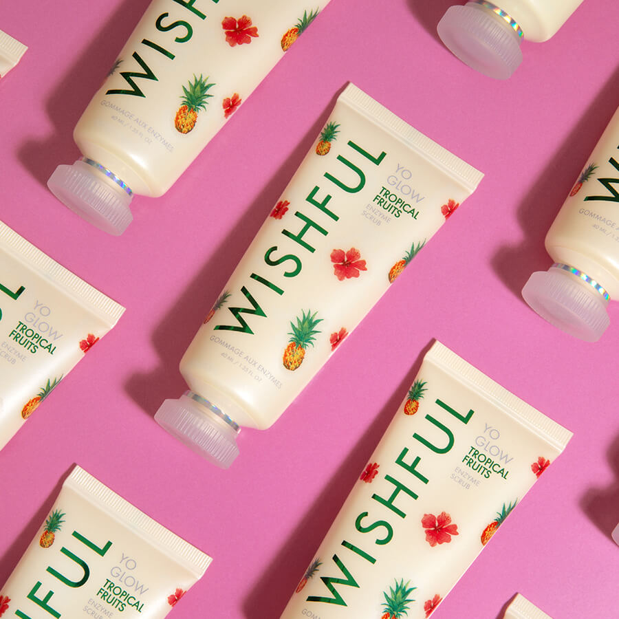 We're Bringing The Vacay To You... A NEW Yo Glow Tropical Fruits Edition!