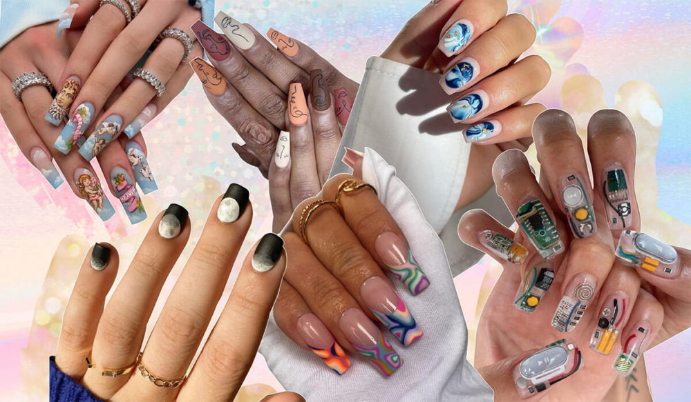 17 Nail Artists Whose Manicures Are Literal Art