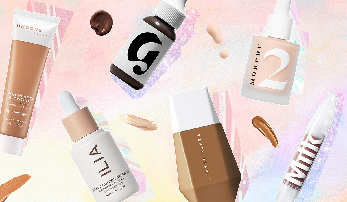 Why Skin Tints Are The Perfect Foundation Replacement For Dewy Summer Skin