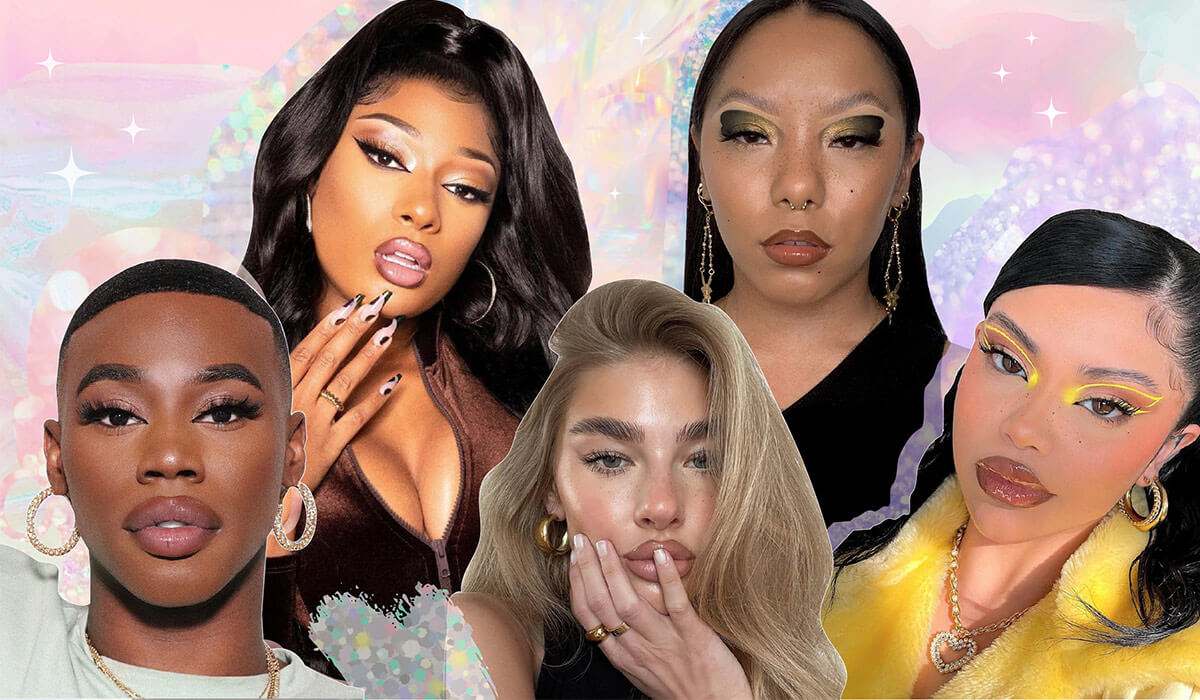 Liner + Gloss Duos That'll Unleash Your 90s Inner Baddie (Under $20!)