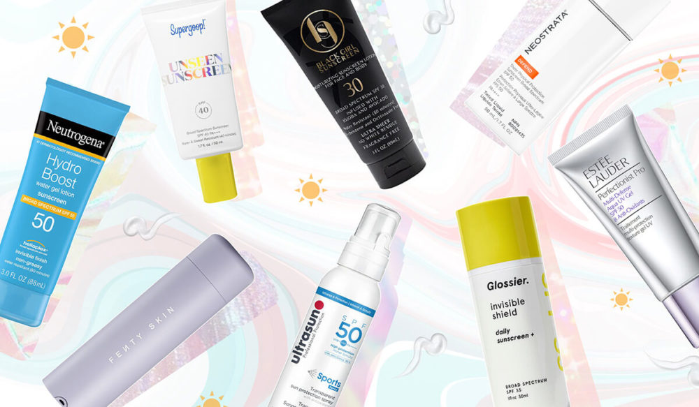 These Sunscreens Get 10/10 For Their White-Cast-Free Finish