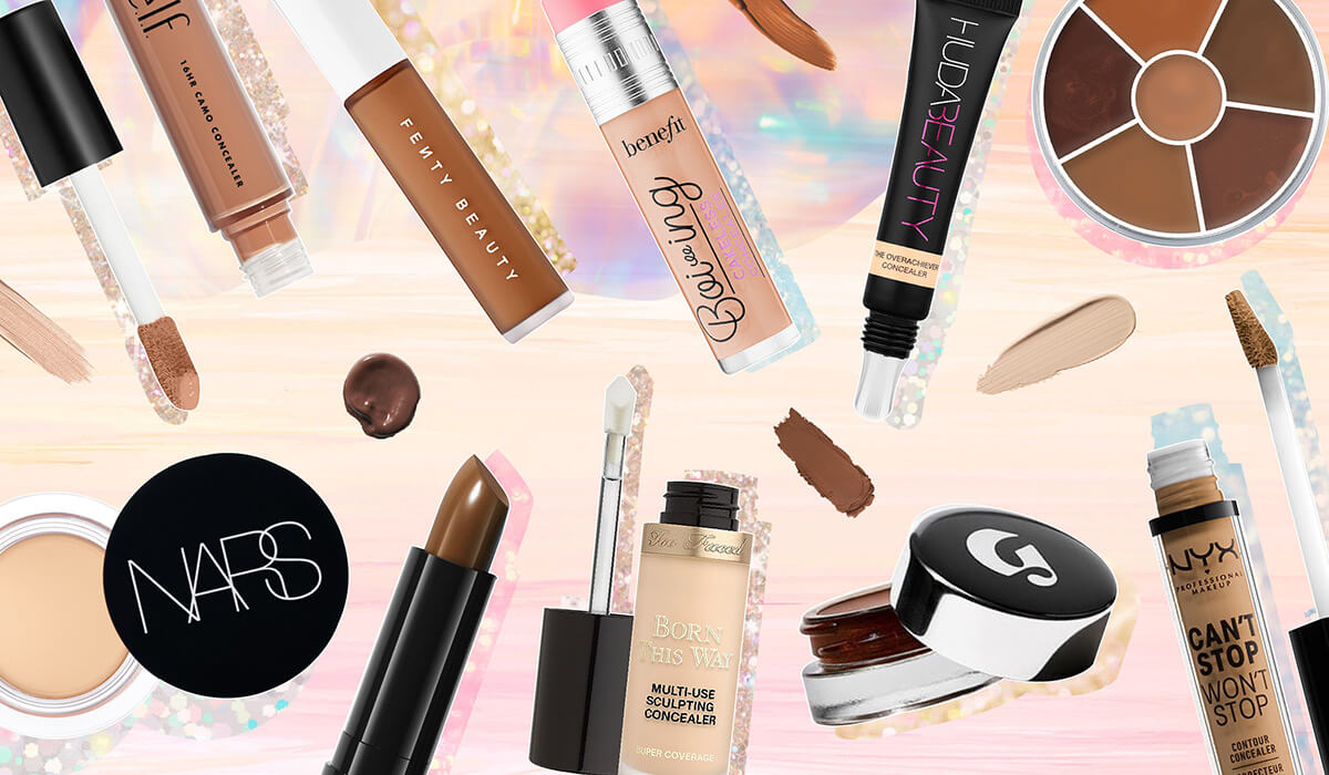 10 Concealers That'll Hide Your Life Problems, From Blemishes to Your Ex