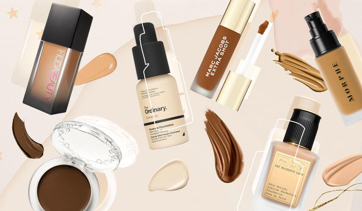 These New Era Full-Coverage Foundations Are Changing The Game!