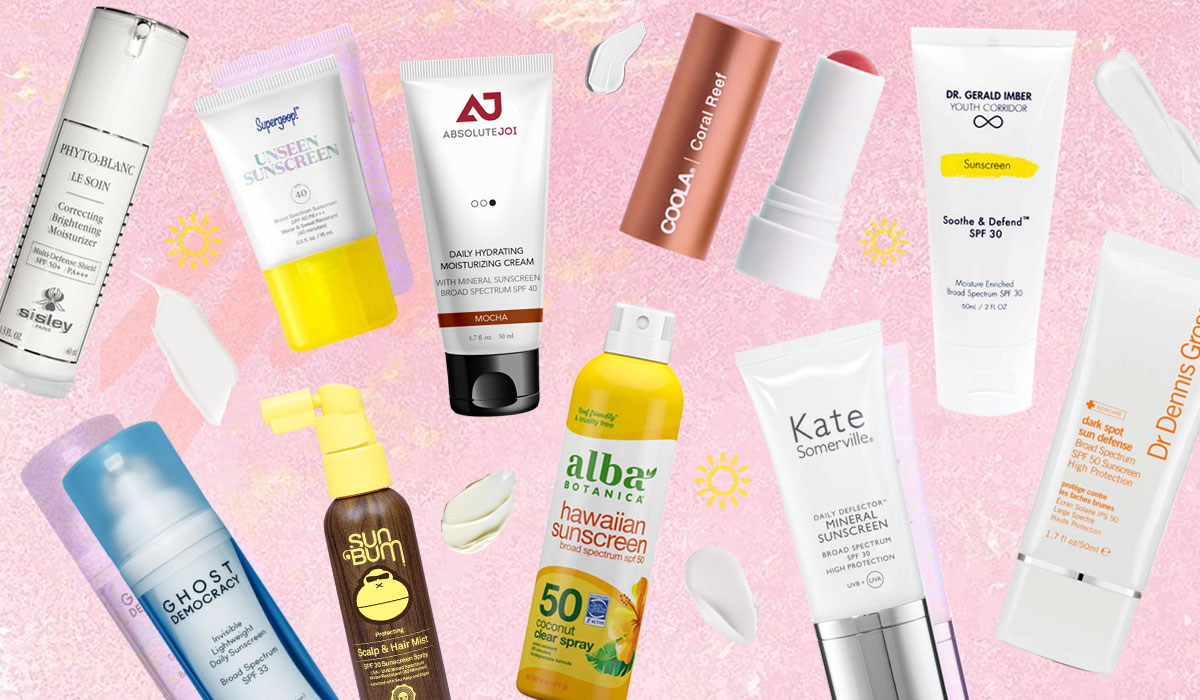 10 SPF Must-Haves We'll Be Applying Nonstop This Summer