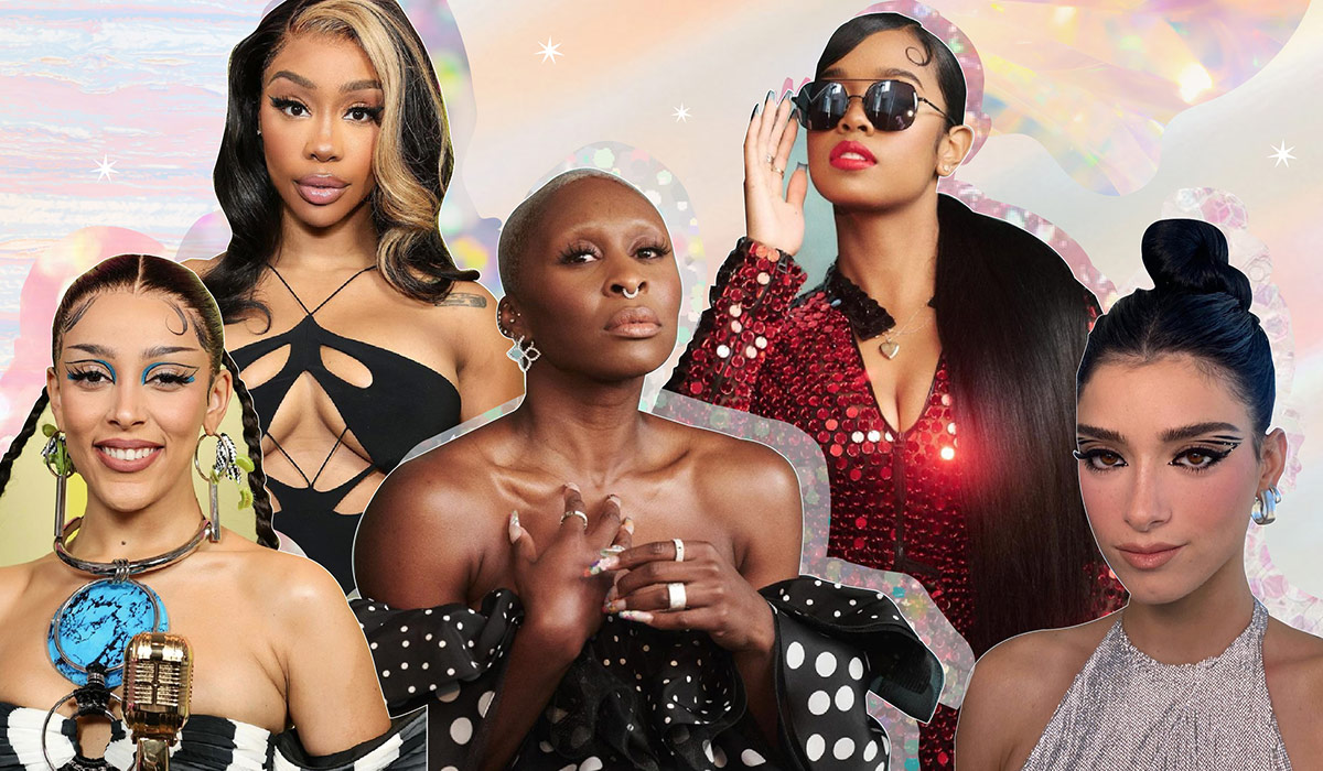 These Fire BBMA Beauty Looks Are MAJOR #HotGirlSummer Inspo