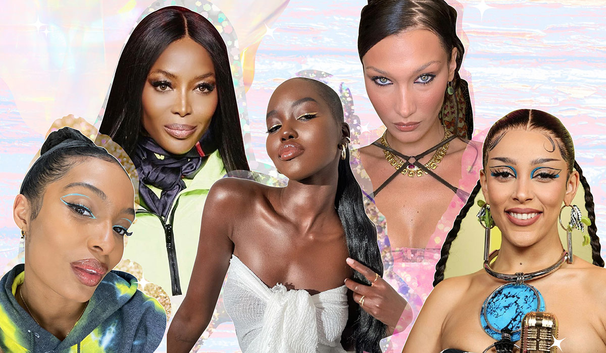 Our Girl Crushes Prove These Makeup Trends Are Making Moves