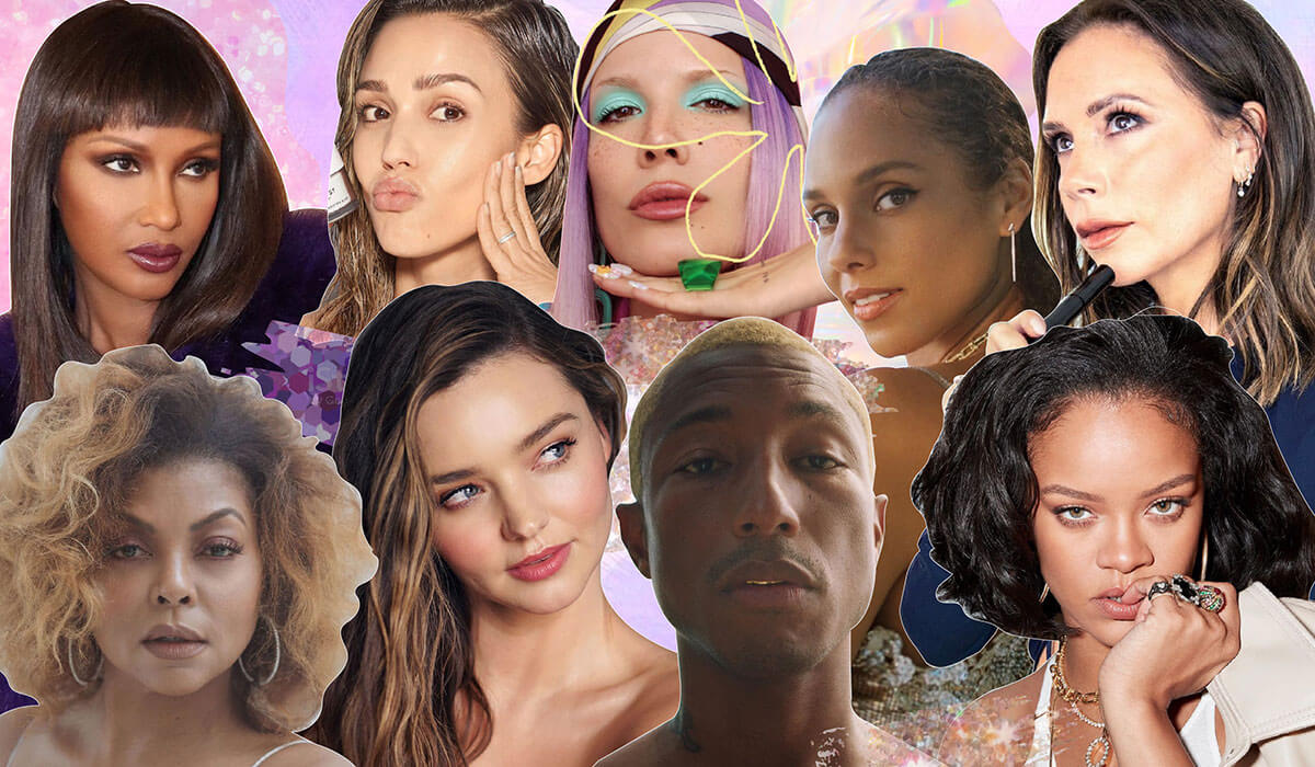 The Celeb Beauty Brands That Are Worth Trying