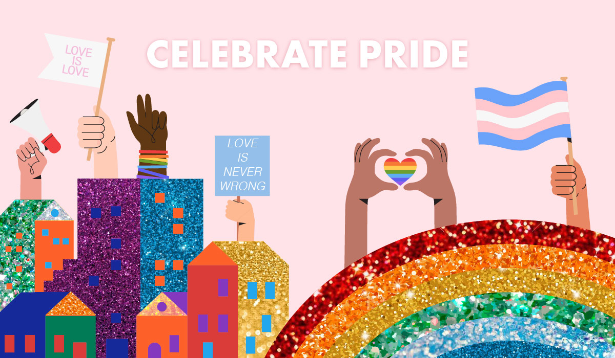 How To Celebrate Pride & Support The LGBTQIA+ Community