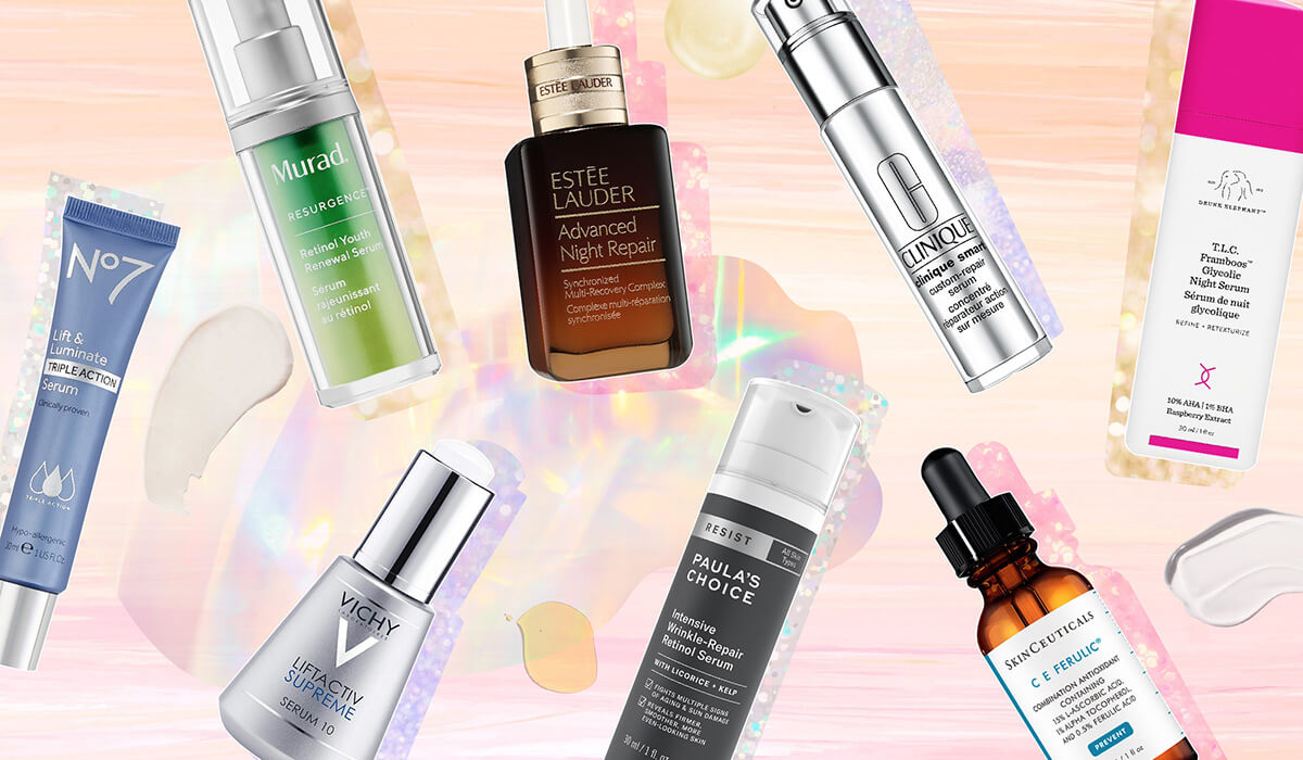 8 Skin-Firming Serums That Effortlessly Plump & Smooth