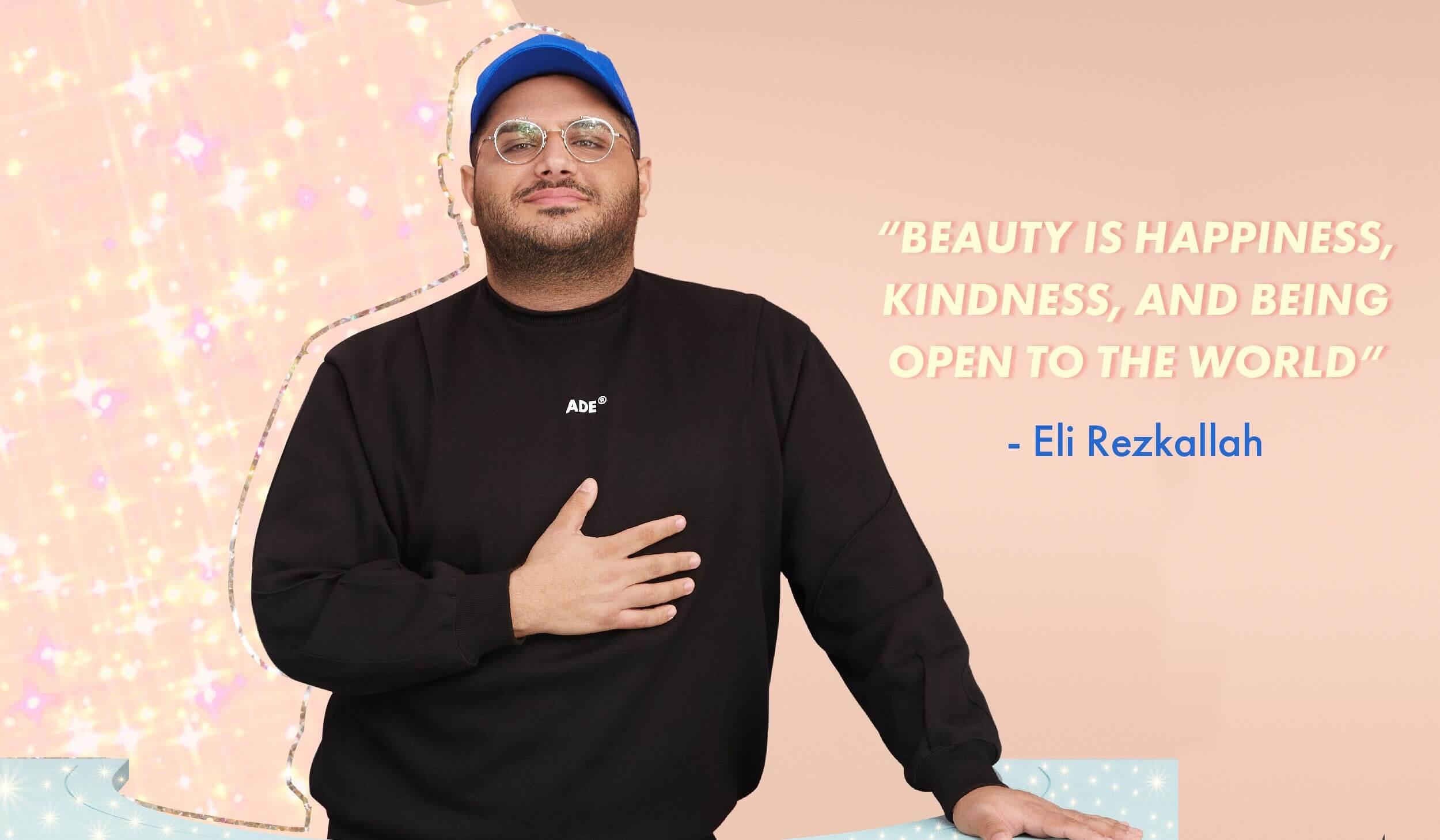We Talk Pride, Plastik & Supporting The LGBTQIA+ Community With The Extraordinary Eli Rezkallah