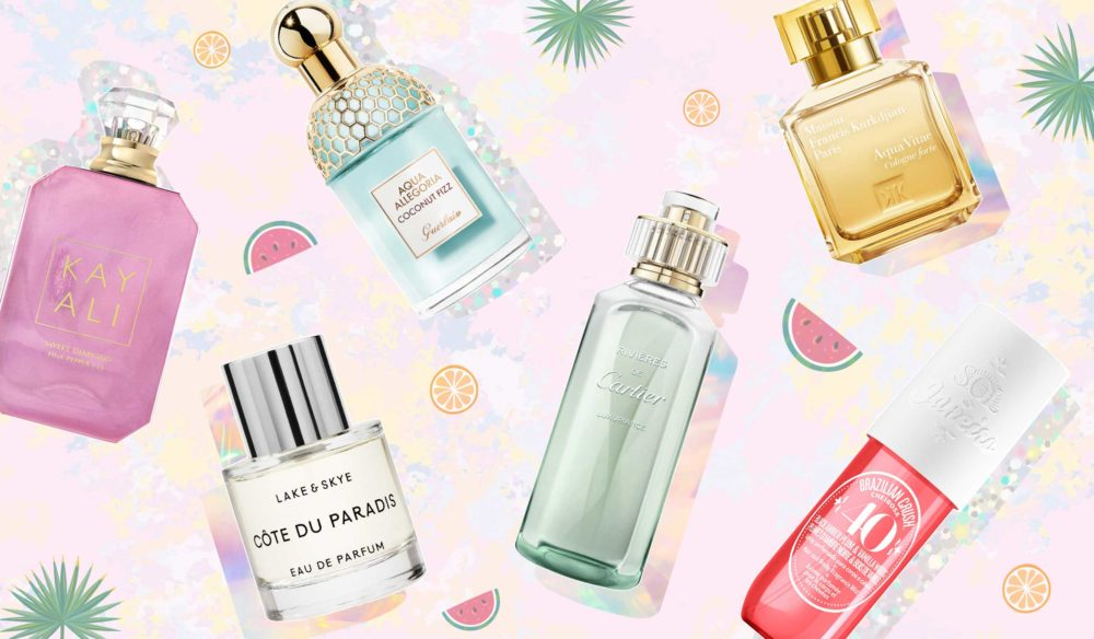 6 Scents That'll Let You Truly Live Your Hot Girl Summer