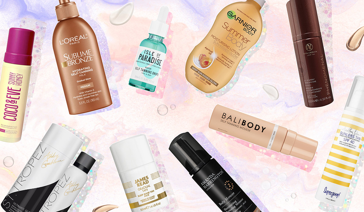 The Best Fake Tans & Tips For A Streak-Free Glow Up