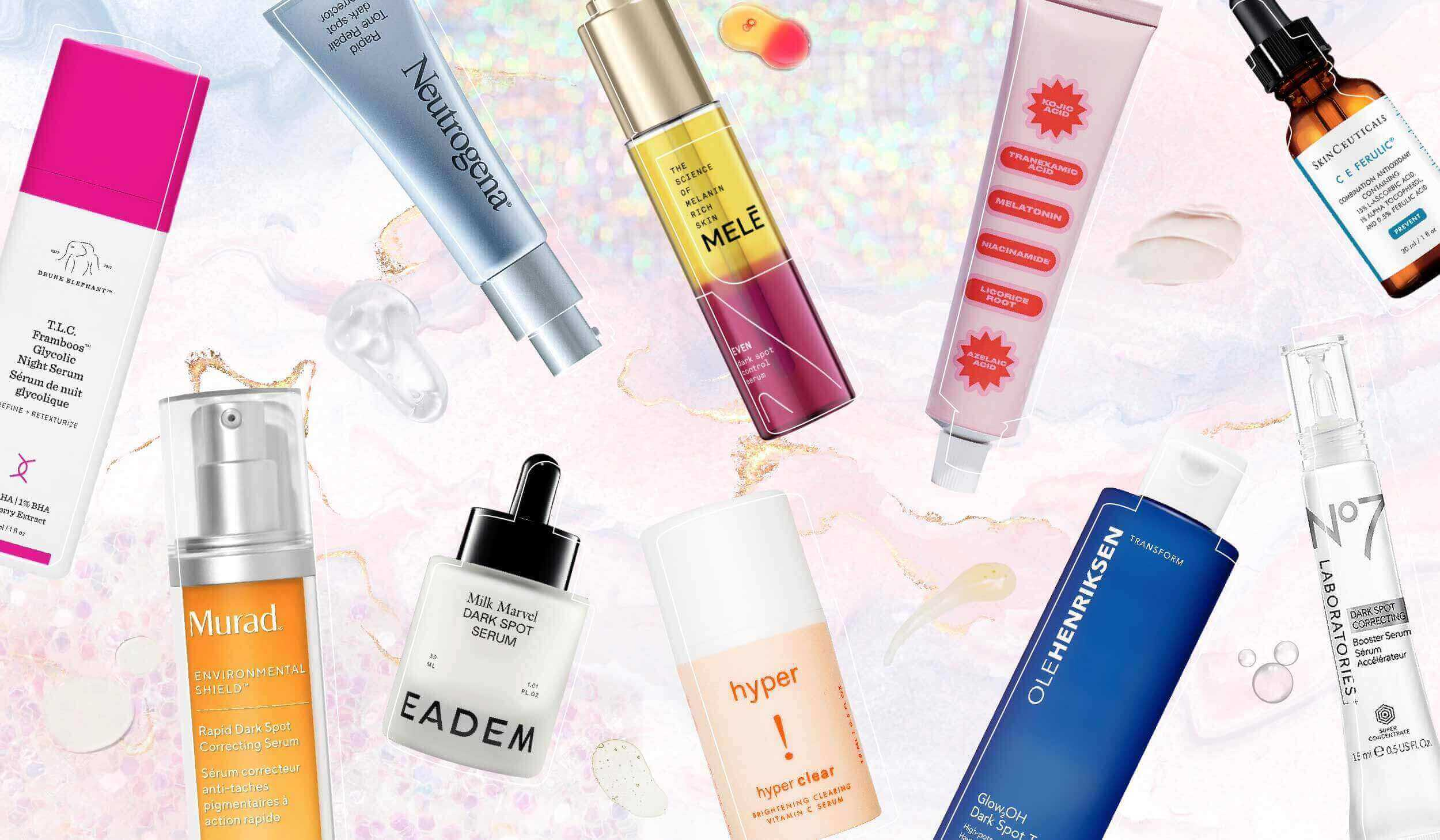 The Highest-Rated Dark Spot Treatments That Actually Work