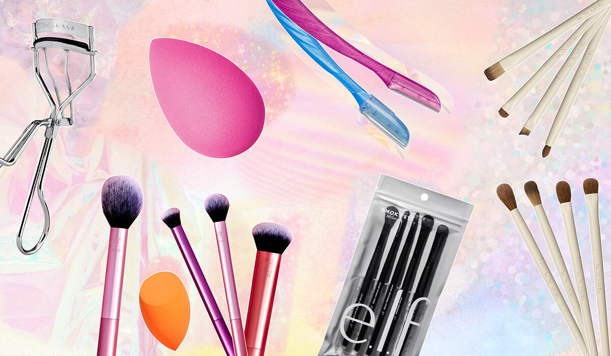 The Best Drugstore Makeup Brush Sets & Tools For A Flawless Beat