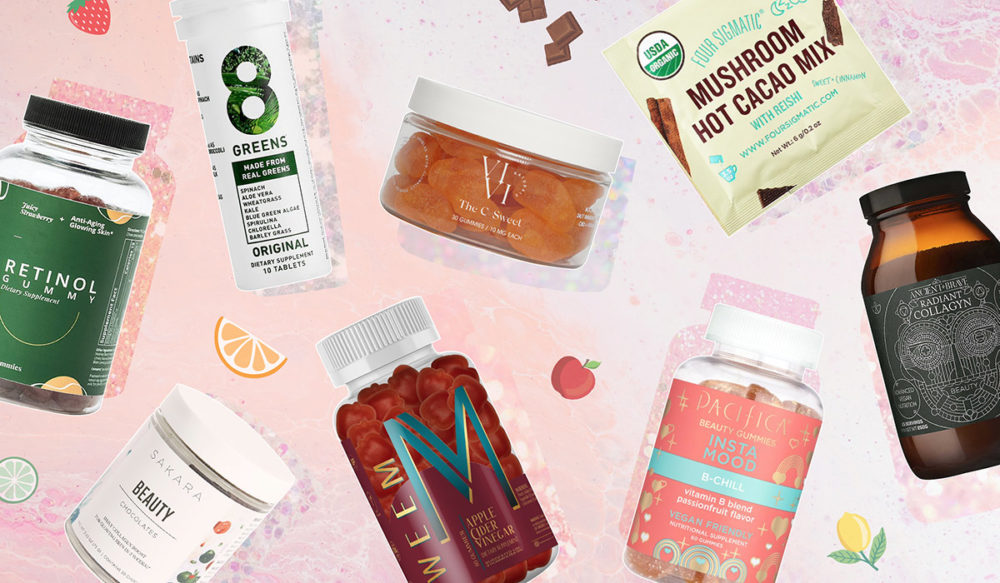 These Yummy Supplements Will Boost Your Skin, Health & More!