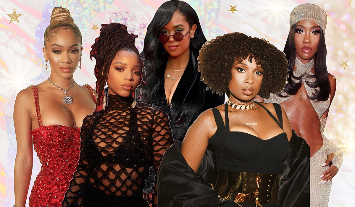 The BET Awards Confirm Glam Is Back & Y2K Beauty Is Here To Stay