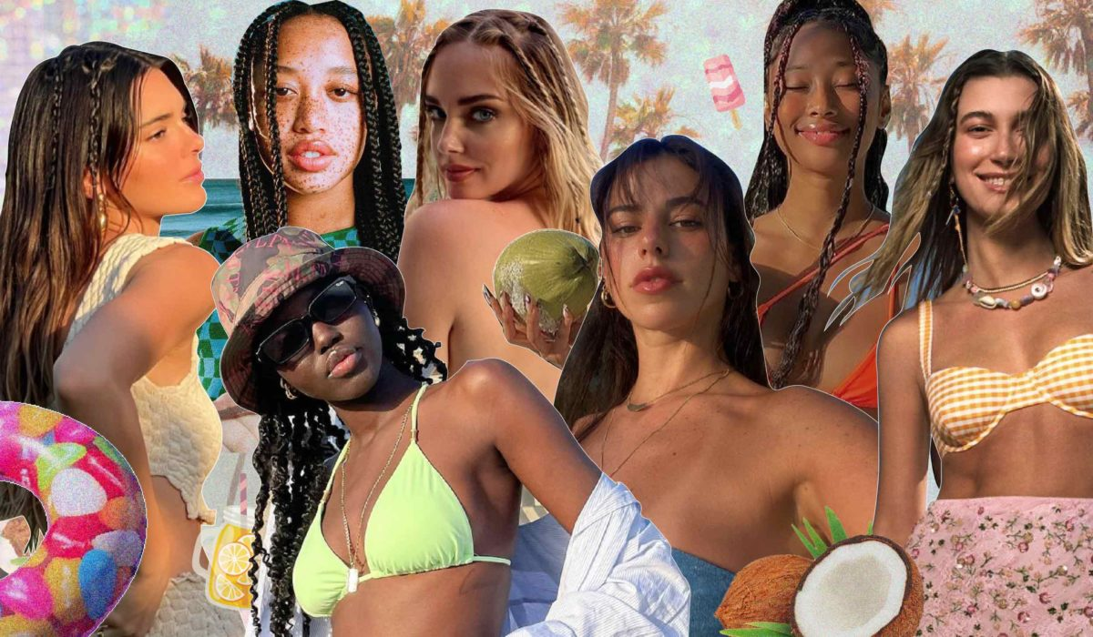 Why 'Coconut Girl' Is The Ultimate Celeb-Approved Summer Trend