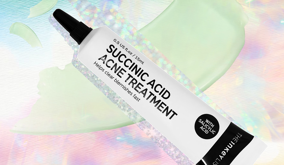 Our Fave Pimple-Flattening Spot Treatment Costs $9 (& Really Works)