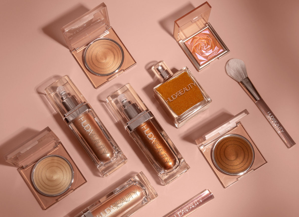 Get The Glowiest Skin Of Your Life With Our NEW N.Y.M.P.H. Collection