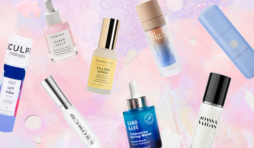 Bouncy Skin Is Easier Than Ever With These 8 Plumping Serums