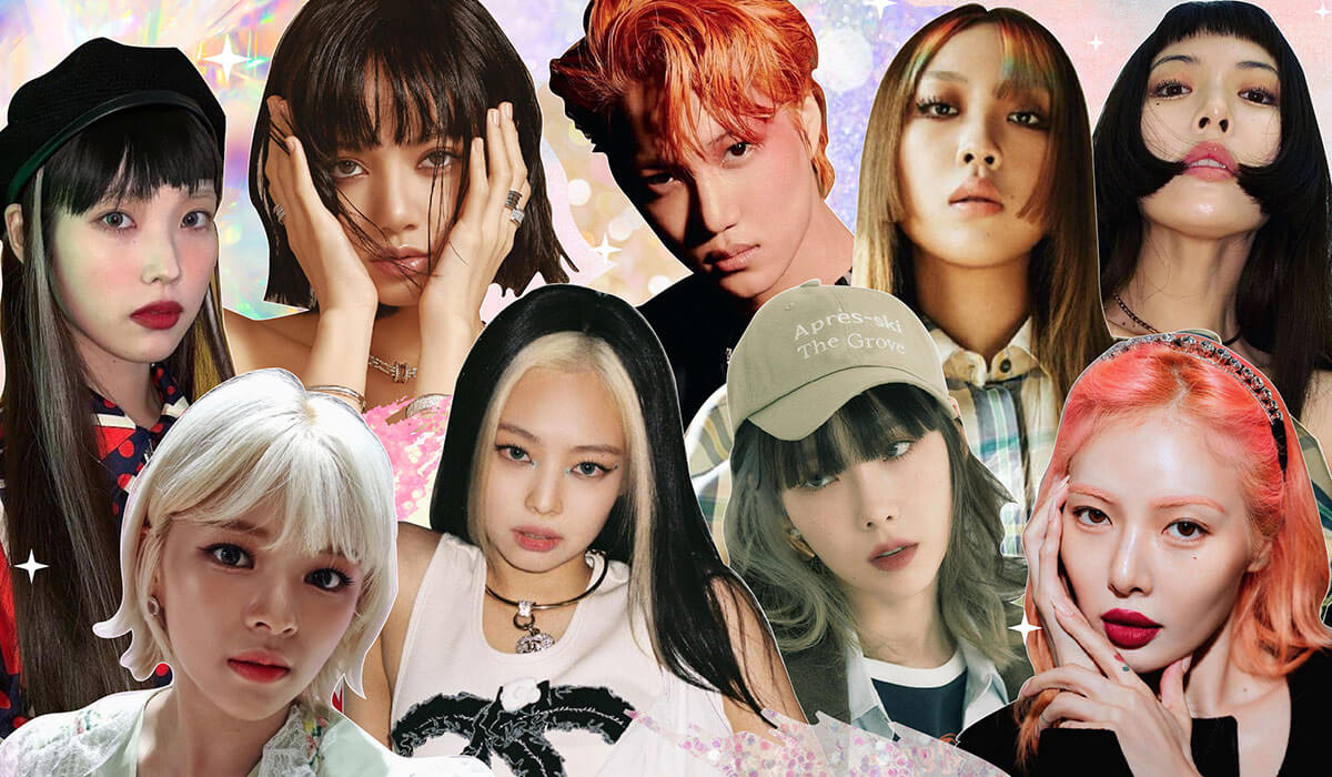 8 K-Pop Beauty Trends You'll Want to Try ASAP