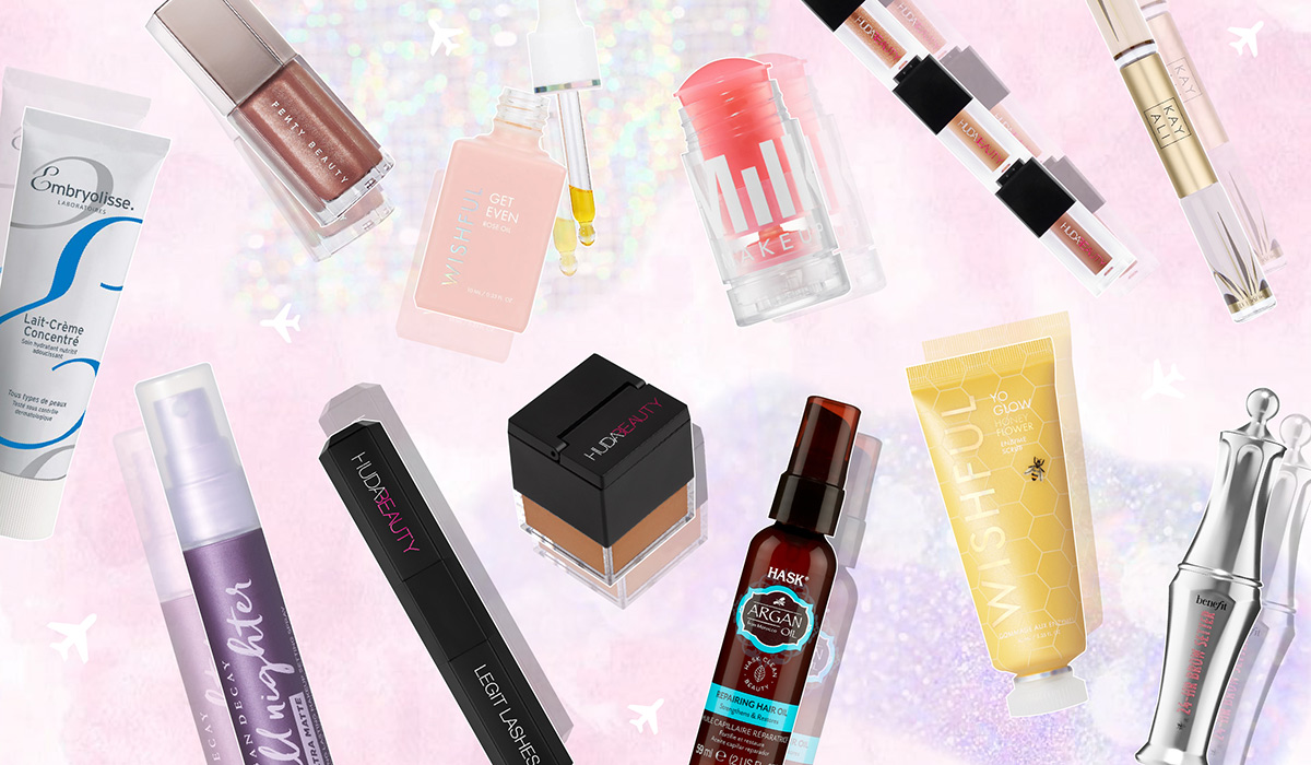 Mini Makeup Products That Are Perfect For Summer Travels