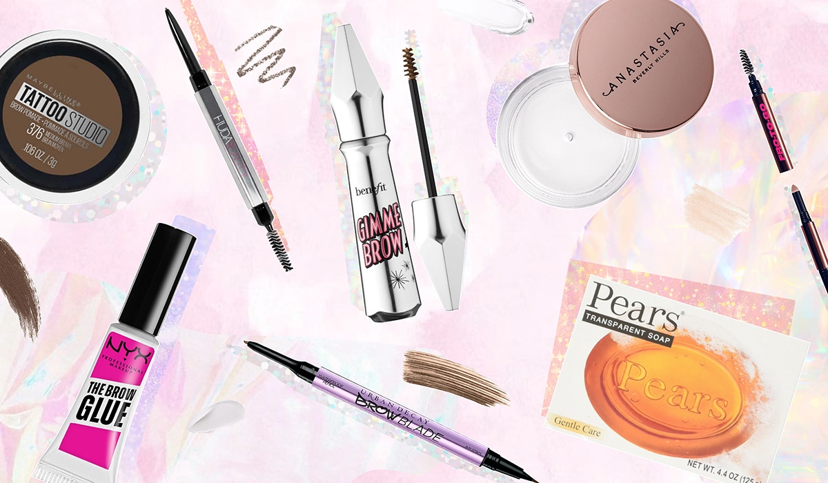 The Best Brow Products For Full, Feathered Brows